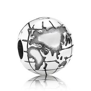 Pandora Globe Clip